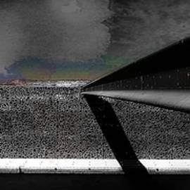 Jean Francois Gil - Mucem , Panoramic, Dark impact