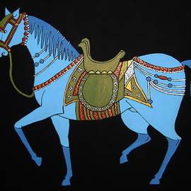 Stephanie Moore - Mughal Horse
