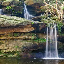 Werner Padarin - Mullet Creek Falls