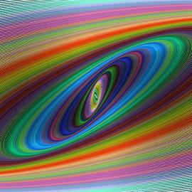 David Zydd - Multicolor galaxy