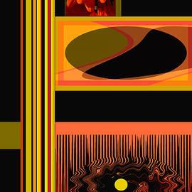 Brooks Garten Hauschild - Mum Abstract 1