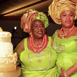 Kehinde Thompson - Mummy Lisa at 70