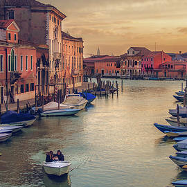Brian Tarr - Murano Late Afternoon