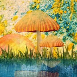 Ally  White - Mushroom Sunset