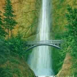 Robert Kittridge - Mutnomah Falls