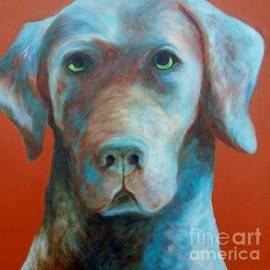 Lisbet Damgaard - My Blue Dog