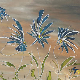 Pat Purdy - My Blue Garden