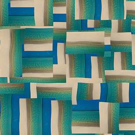 My Coastal Colors Harmony Wave - Betsy C  Knapp