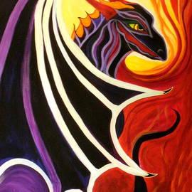Carolyn LeGrand - My Determined Dragon