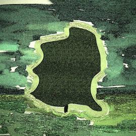 Lenore Senior - My Favorite Tree at Sundown
