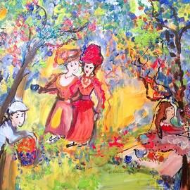 Judith Desrosiers - My Love Is Like A Picnic