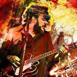 Ryan RockChromatic - My Morning Jacket Art