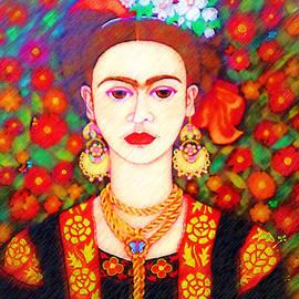 Madalena Lobao-Tello - My other Frida Kahlo