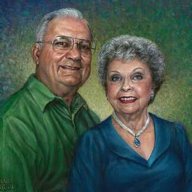 Jane Bucci - My Parents Portrait