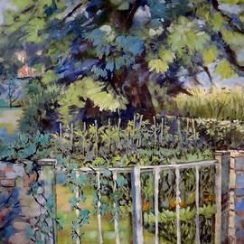 Cathy MONNIER - My vegetable garden