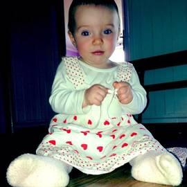 Skulova Katka - #mylove #baby #heart #beatiful