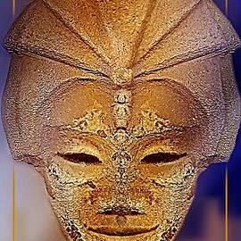 Hartmut Jager - Mysterious Ancient Mask