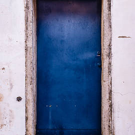 Marco Oliveira - Mysterious Blue Door