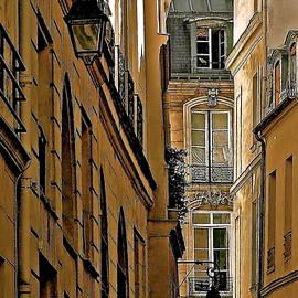 Ira Shander - Mysterious Paris