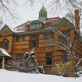 Kirkodd Photography Of New England - Mystic and Noank Library