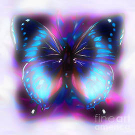 Gayle Price Thomas - Mystic Butterfly