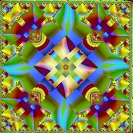 Mario Carini - Mystic Geometry