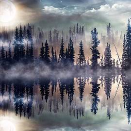 Gabriella Weninger - David - Mystic Lake
