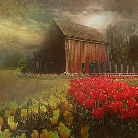 Jeff Burgess - Mythical tulip farm