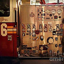 Miriam Danar - N Y C Fire Engine Digits and Dials