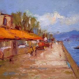 R W Goetting - Nafplio Greece