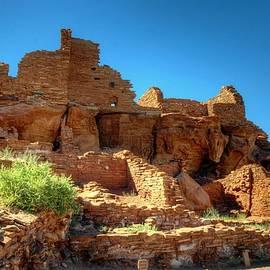 Thomas  Todd - Nalskihu Indian Ruins