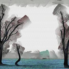 Mario Carini - Namib Tree Stand