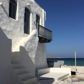 Colette V Hera  Guggenheim  - Naoussa Village Paros Island