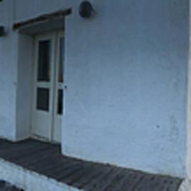 Colette V Hera  Guggenheim  - Naoussa village Paros  Island Greece