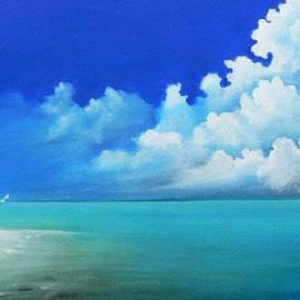 Susi Galloway - Nap on the Beach