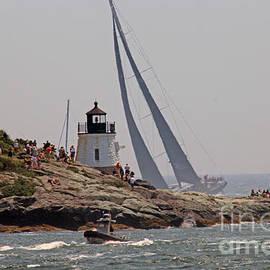 Jim Beckwith - Narragansett Bay