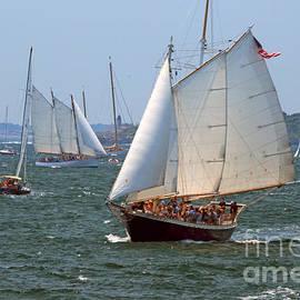 Jim Beckwith - Narragansett Bay Schooners