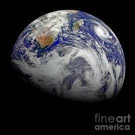 Rose Santuci-Sofranko - NASA HD Sky View of Earth From Suomi NPP