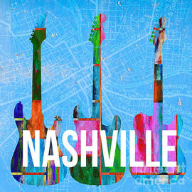 Nashville Guitars - Edward Fielding