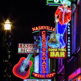 Stephen Stookey - Nashville Neon Broadway