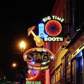 Chuck Johnson - Nashville Nights