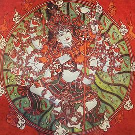 Arun Sivaprasad - Nataraja Mural