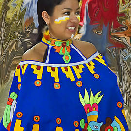Joe Paradis - Native American Beauty 2