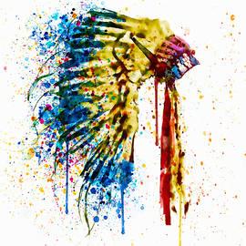 Marian Voicu - Native American Feather Headdress
