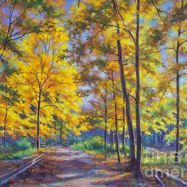 Fiona Craig - Nature Trail Turn of Autumn