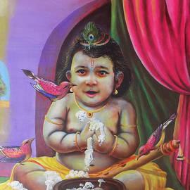 Arun Sivaprasad - Naughty Little Baby Krishna
