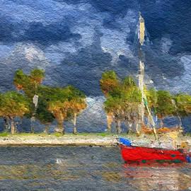 Anthony Fishburne - Nautical breeze