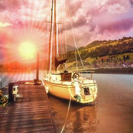 Debra and Dave Vanderlaan - Nautical Morning