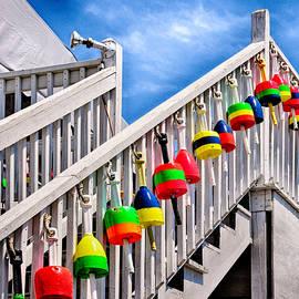 Tricia Marchlik - Nautical Stairway