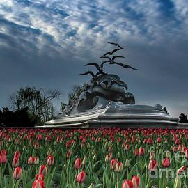Amy Sorvillo - Navy-Merchant Marine Memorial